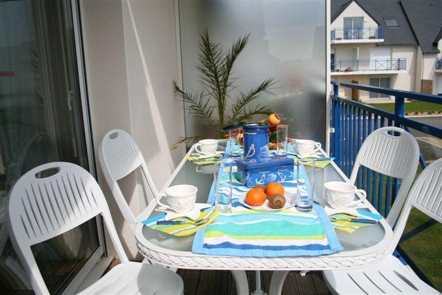 Balcon Location Appartement 31152 Carnac