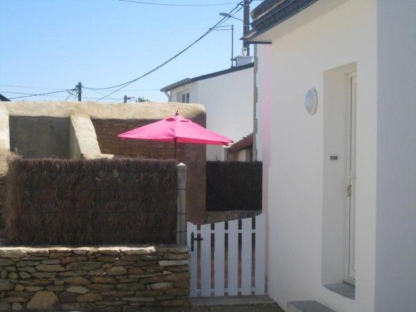 Vue extérieure de la location Location Appartement 31206 Quiberon