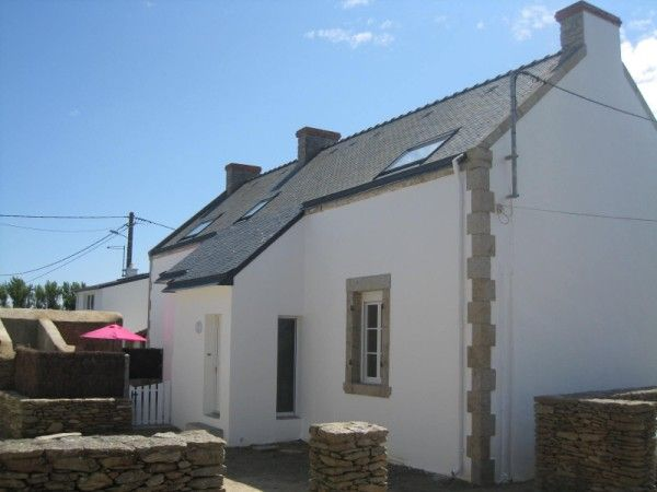 Vue depuis la location Location Appartement 31206 Quiberon