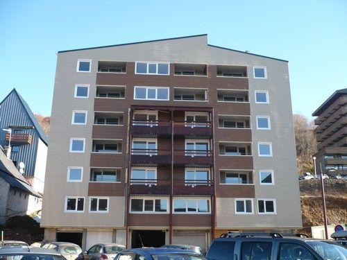 Vue extérieure de la location Location Appartement 31257 Besse - Super Besse