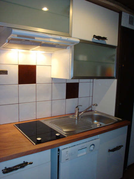 Coin cuisine Location Studio 3137 Tignes