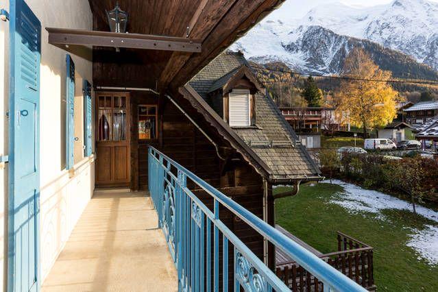 Balcon Location Appartement 32184 Chamonix Mont-Blanc