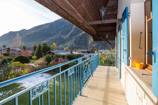 Balcon Location Appartement 32184 Chamonix Mont-Blanc