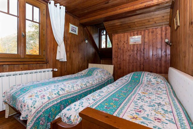 chambre 2 Location Appartement 32184 Chamonix Mont-Blanc