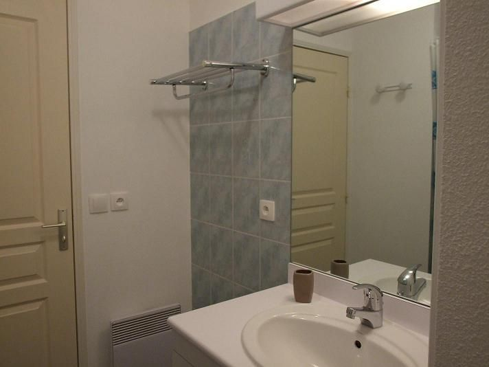 salle de bain Location Studio 32244 Serre Chevalier