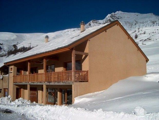 Vue extérieure de la location Location Appartement 32294 La Grave - La Meije