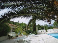Vue extérieure de la location Location Appartement 32362 Sainte Maxime