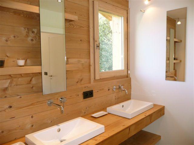 salle de bain 1 Location Chalet 32551 Les Contamines Montjoie