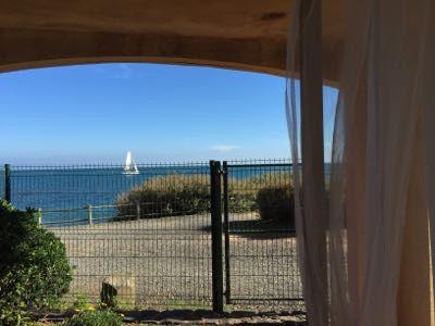 Vue depuis la location Location Appartement 33425 Cap d'Agde