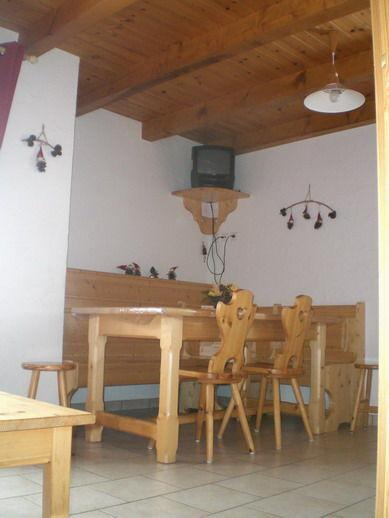 Salle à manger Location Appartement 3395 Valloire