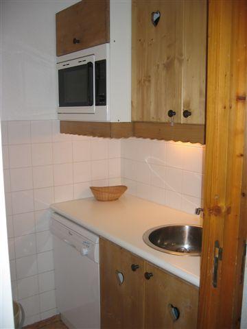 Cuisine indépendante Location Appartement 3483 Valmorel