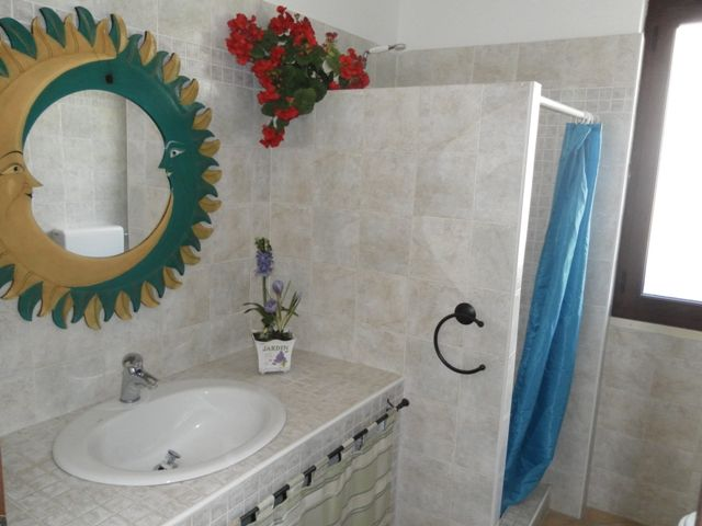 salle de bain Location Appartement 35099 Santa Maria di Leuca