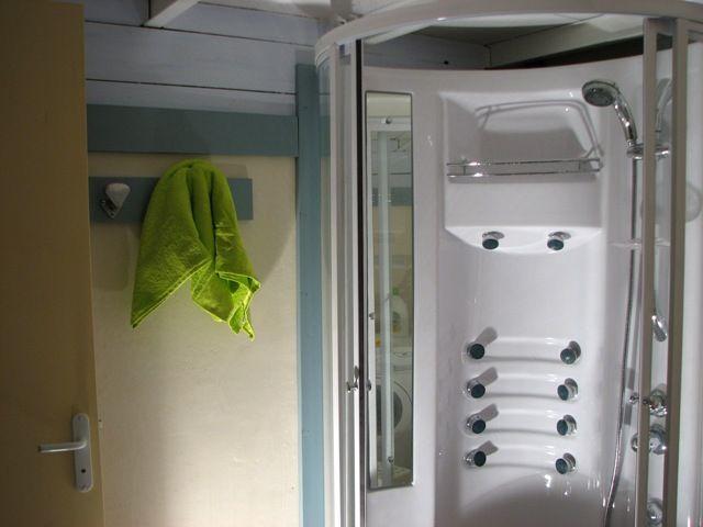 Salle d'eau Location Gite 35163 Montpellier