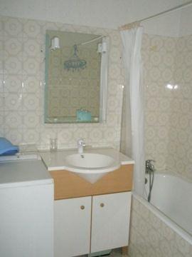 salle de bain Location Studio 35514 Quiberon