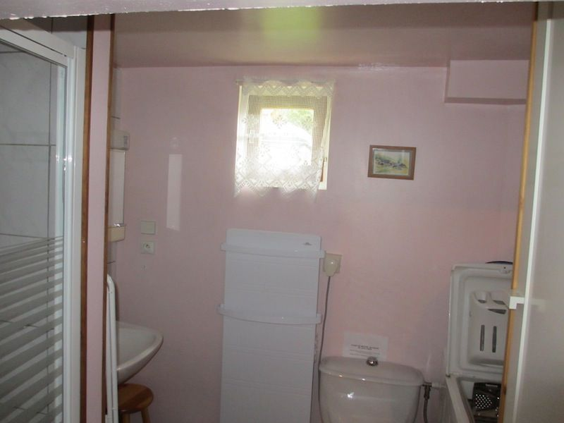 Salle d'eau 2 Location Gite 367 Areches Beaufort