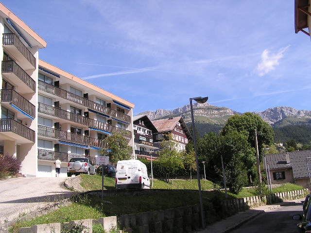 Vue extérieure de la location Location Appartement 3704 Villard de Lans - Corrençon en Vercors