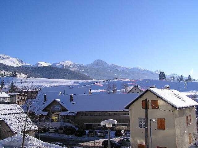 Vue du balcon Location Appartement 3704 Villard de Lans - Corrençon en Vercors