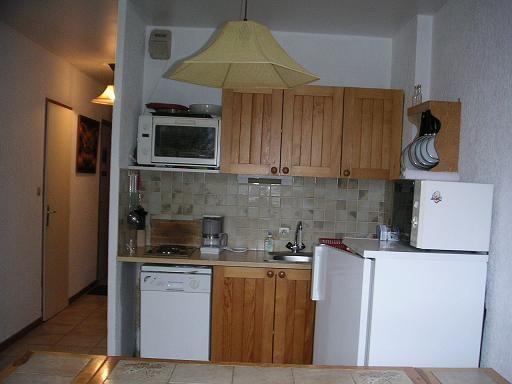 Coin cuisine Location Appartement 3729 Métabief