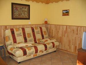 Salon Location Appartement 3772 Les Rousses