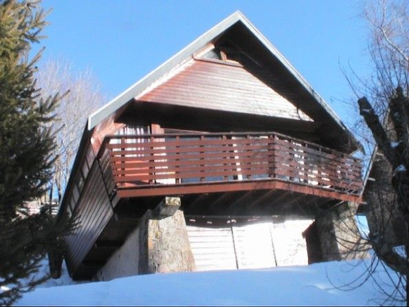 Jardin Location Chalet 3792 Besse - Super Besse