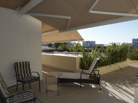 Terrasse Location Appartement 37988 Vilamoura