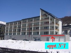 Location Appartement 3830 Besse - Super Besse