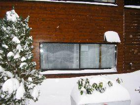 Vue extérieure de la location Location Studio 3881 Le Mont Dore