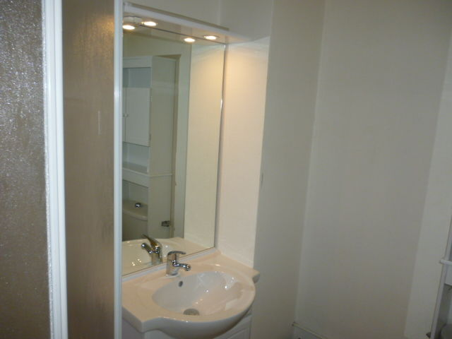 salle de bain Location Studio 3881 Le Mont Dore