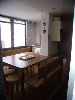Coin cuisine Location Appartement 38840 Les Menuires