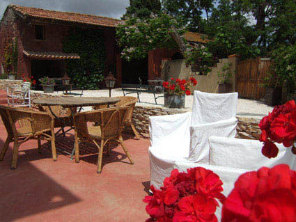 Terrasse Location Gite 38926 Carcassonne