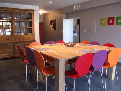 Salle à manger Location Gite 38926 Carcassonne