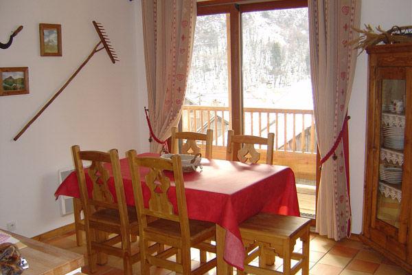 Séjour Location Appartement 39437 Saint Sorlin d'Arves