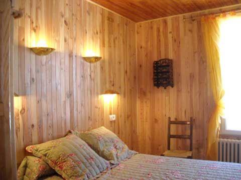 chambre 1 Location Maison 4013 Formiguères