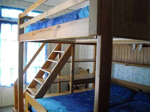 chambre 3 Location Maison 4013 Formiguères
