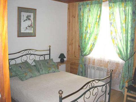 chambre 7 Location Maison 4013 Formiguères
