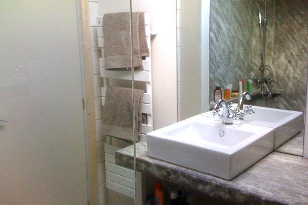 salle de bain Location Appartement 40487 Cap Ferret