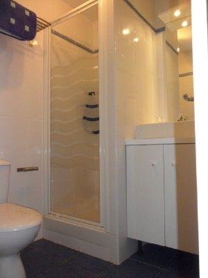 salle de bain Location Studio 40610 Arette La Pierre Saint Martin