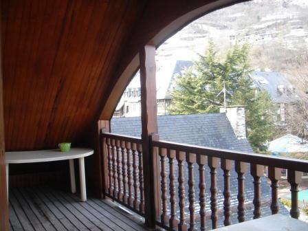Balcon Location Appartement 40885 Saint Lary Soulan