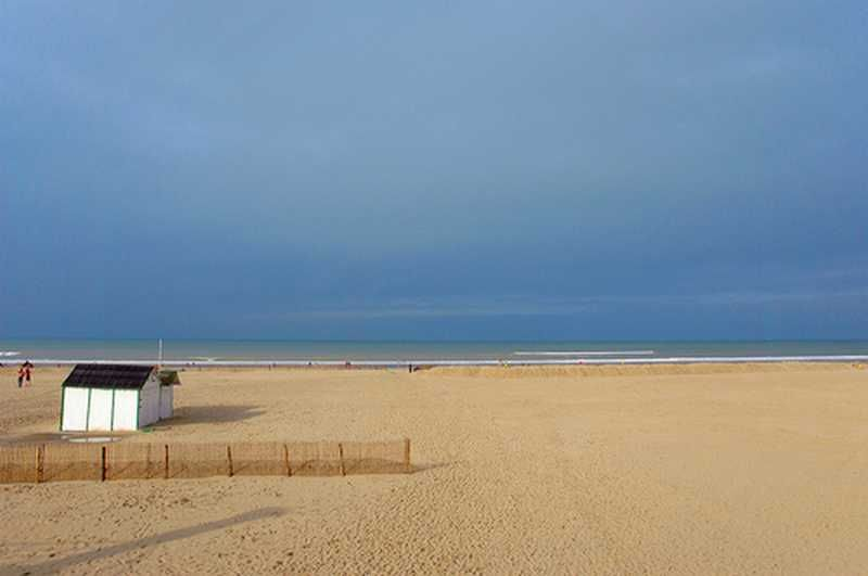 Vue du balcon Location Appartement 40906 Le Touquet