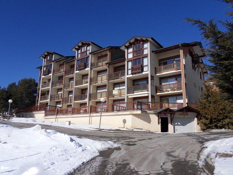 Vue extérieure de la location Location Appartement 4135 Font Romeu