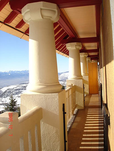 Balcon Location Appartement 4136 Font Romeu