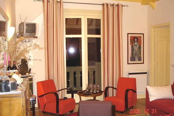 Séjour Location Appartement 4136 Font Romeu