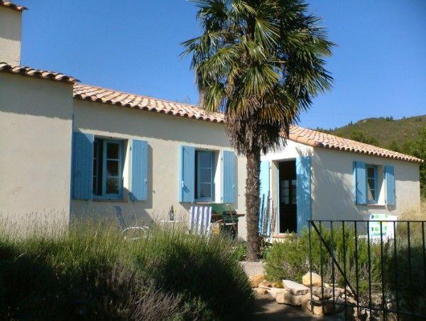 Vue extérieure de la location Location Maison 41535 Narbonne