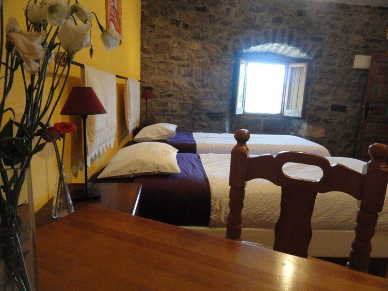 chambre 1 Location Chambre d'hôte 41565 Huesca