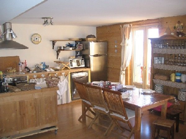 Cuisine américaine Location Appartement 42 Alpe d'Huez