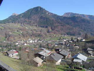 Vue depuis la location Location Appartement 42356 Saint Jean d'Aulps- La Grande Terche