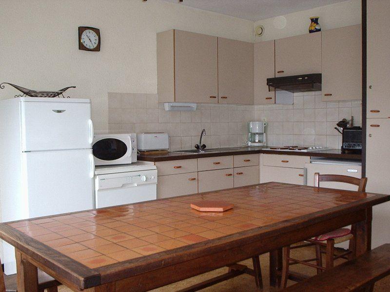 Coin cuisine Location Appartement 4397 Saint Lary Soulan