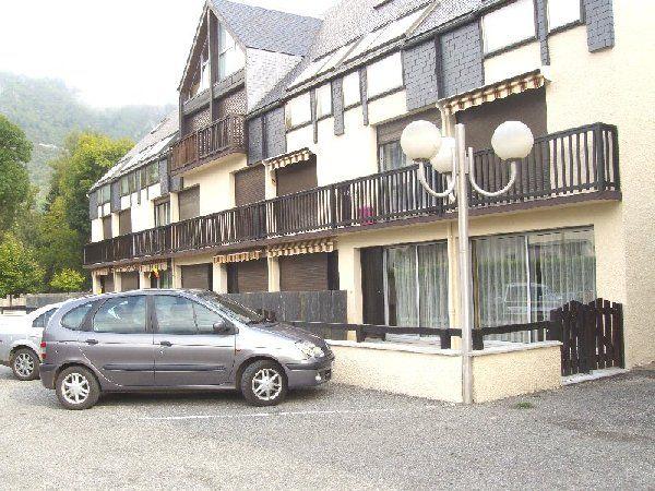 Parking Location Appartement 4397 Saint Lary Soulan