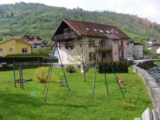 Vue extérieure de la location Location Appartement 4526 La Bresse Hohneck