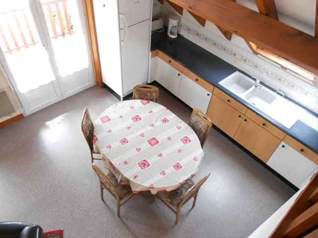 Coin cuisine Location Appartement 4526 La Bresse Hohneck